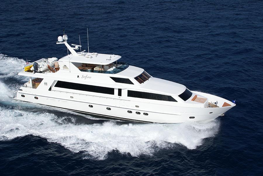 101 Hargrave Yacht 2007